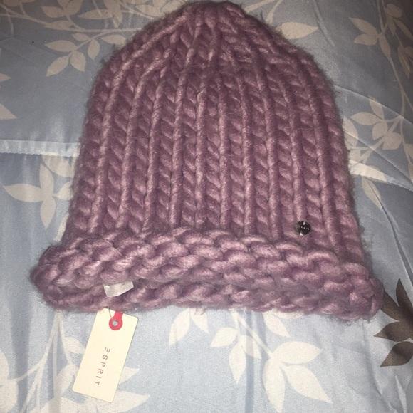Esprit Accessories - Esprit Knit Beanie